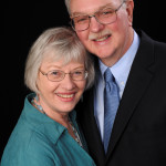 Photo of Bob Stafford and Linda Wooley