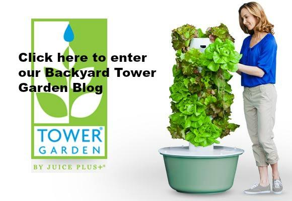 Backyard Tower Garden Blog